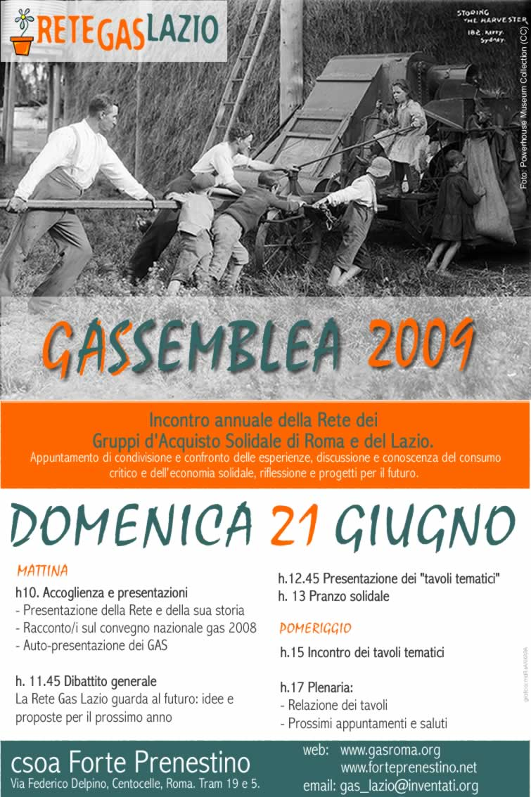 gassemblea-2009-programma